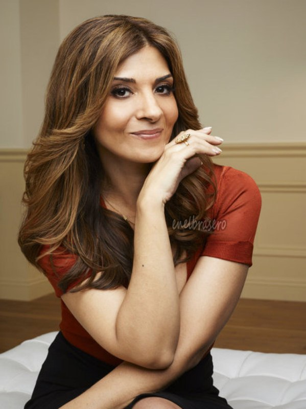 Callie Thorne - Shock Therapy (Necessary Roughness)