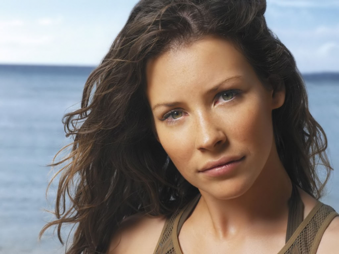 Evangeline Lilly - Lost (Lost)