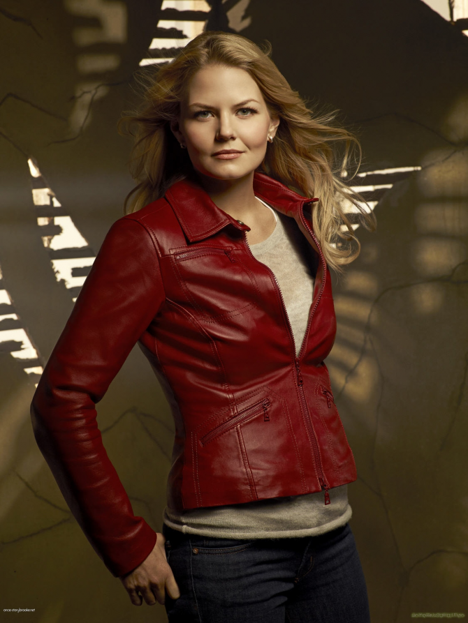 Jennifer Morrison - Once Upon a Time (Once upon a time)