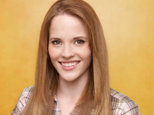 Katie Leclerc - Changed at birth (Switched at birth)