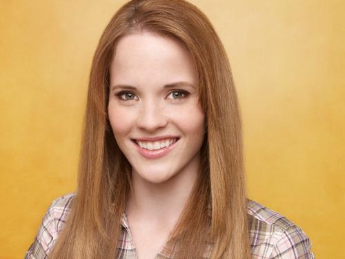 Katie Leclerc - Comutada no nascimento