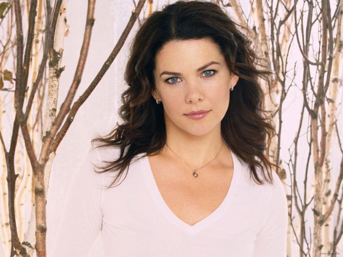 Lauren Graham - Paternidade