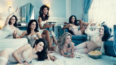 Les meilleures actrices de la série