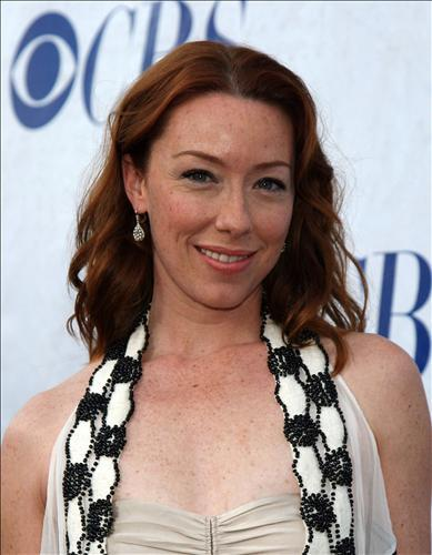 Molly Parker - The Cover (The Firm)