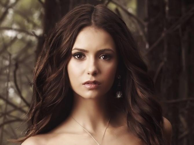 Nina Dobrev - Crônicas de Vampiros (The Vampire Diaries)