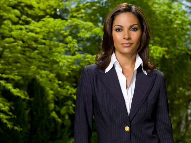 Salli Richardson-Whitfield - Eureka
