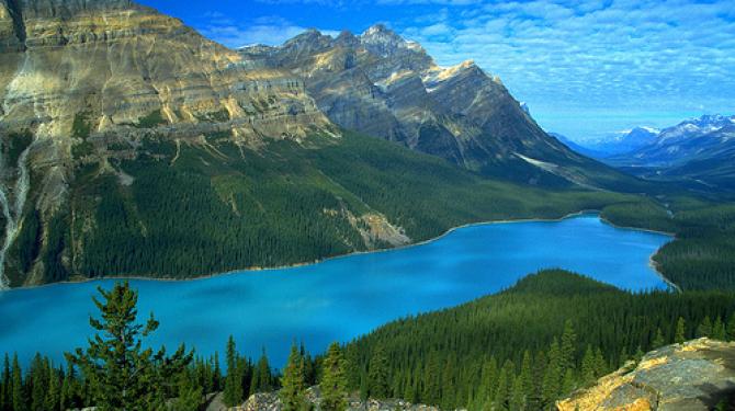 Самые красивые страны мира