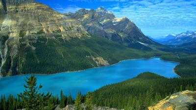 Os países mais bonitos do mundo