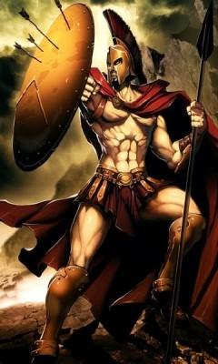 Арес, олимпийский бог войны