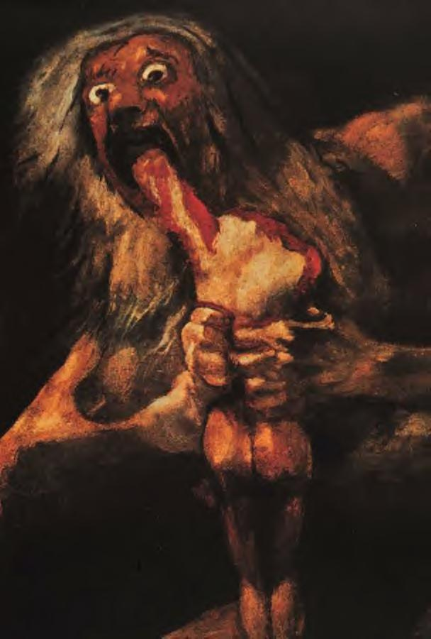 Хроно, титановый бог времени