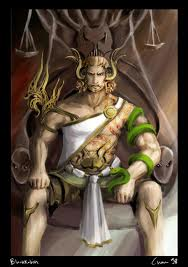 Крио, титановый бог стада