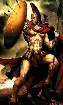 Ares, Olympic god of war