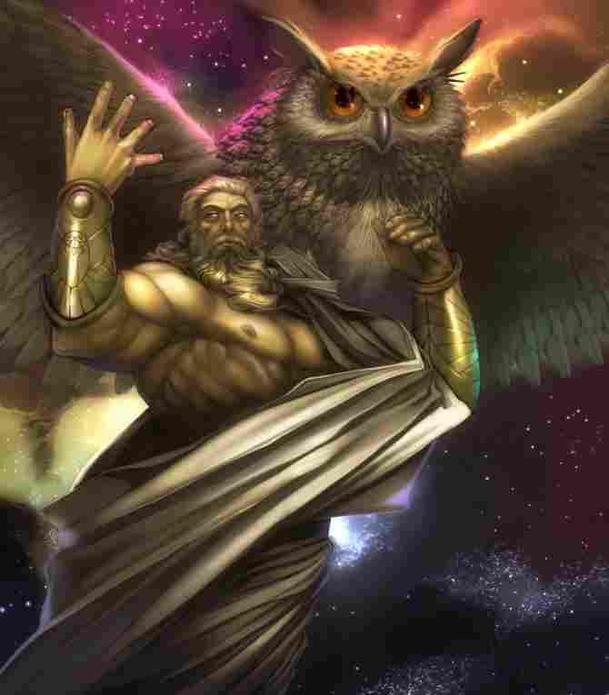 Ceo, titan god of intelligence