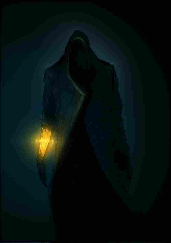 Erebo, the darkness