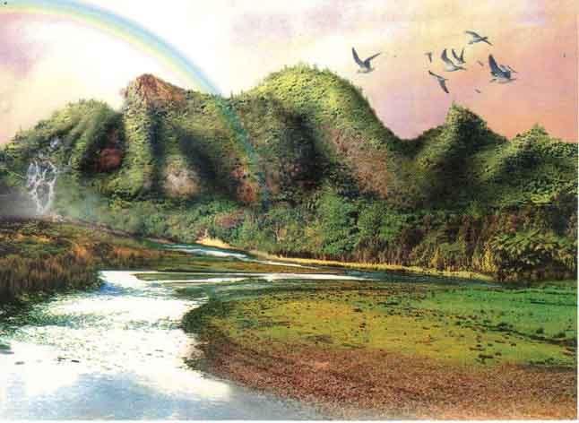 Gea, the earth