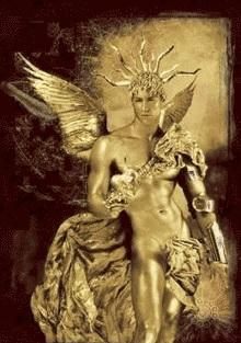 Himero, бог, созданный из сексуального желания