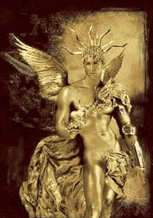 Himero, god erote of sexual desire