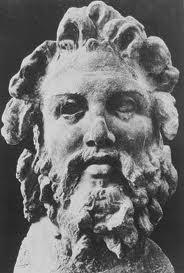 Jápeto, titan god ancestor of humanity