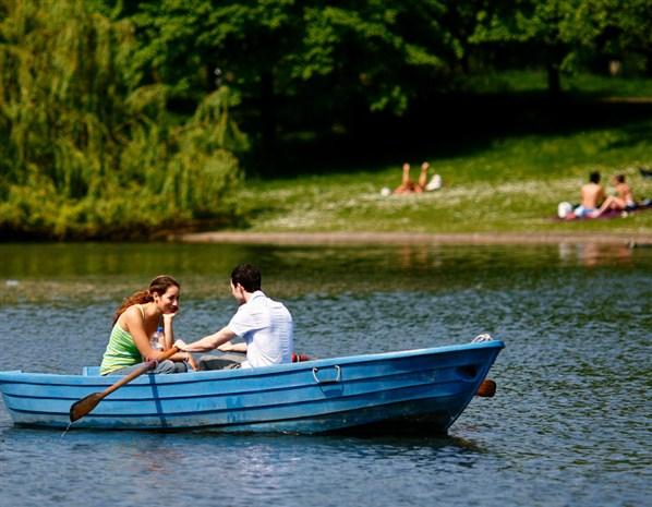 Риджентс-парк и Примроуз-Хилл