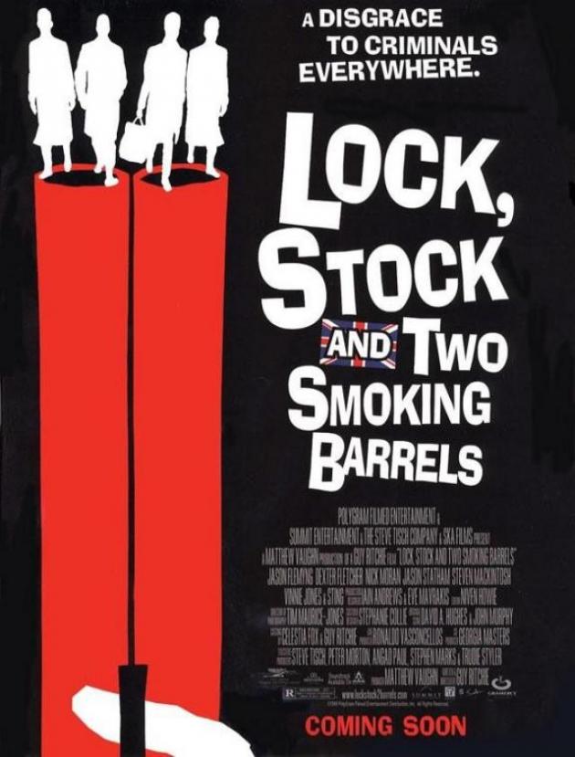 Bloqueio e estoque (1998)