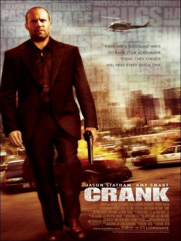 Crank: Poison in the blood (2006)