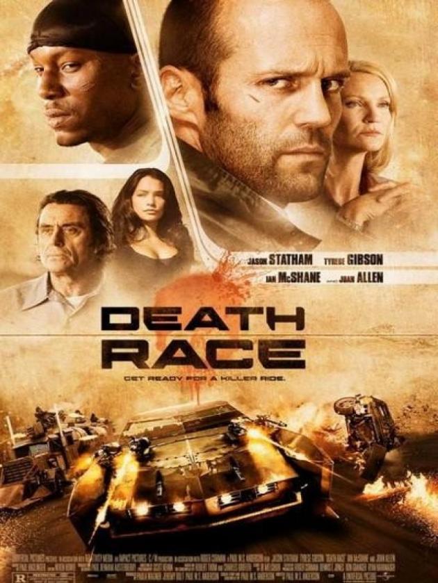 Death Race: La carrera de la muerte (2008)