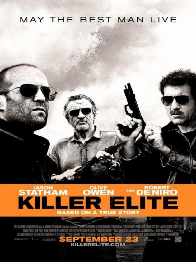 Elite Assassins (2011)