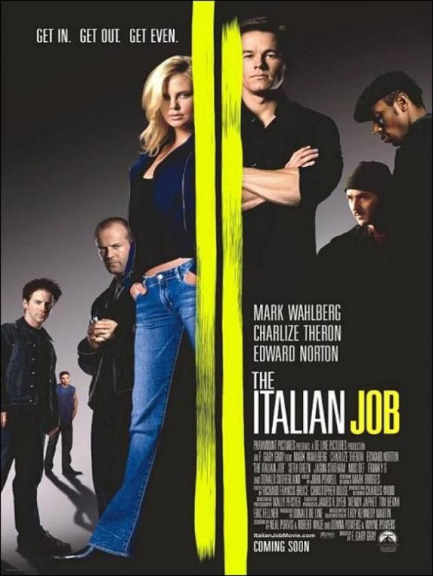O trabalho italiano (2003)