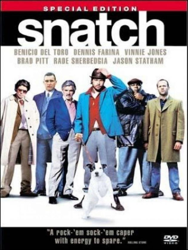 Porcs Snatch et Diamants (2000)