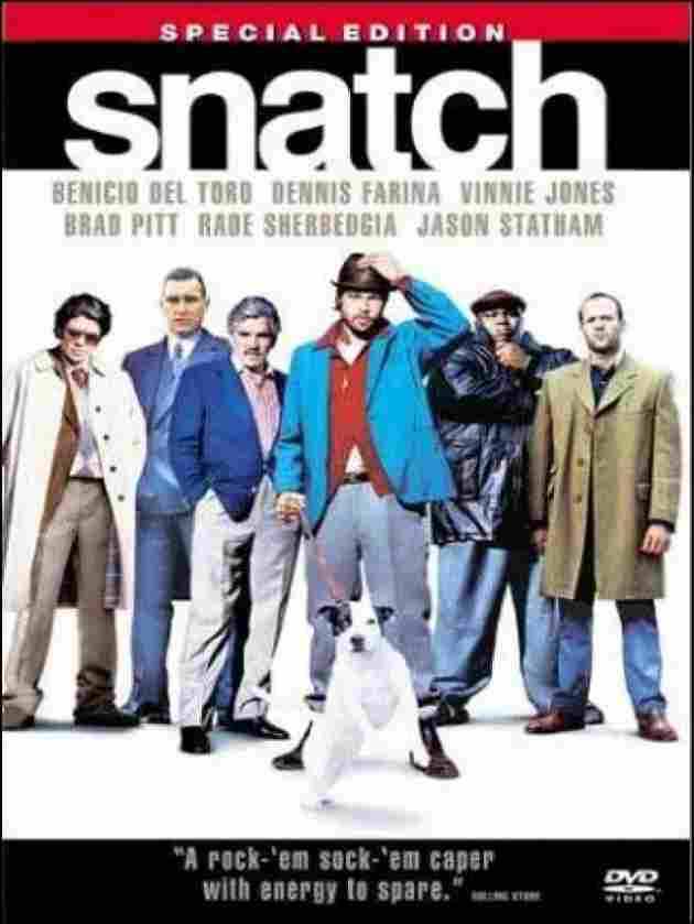 Snatch cerdos y diamantes (2000)