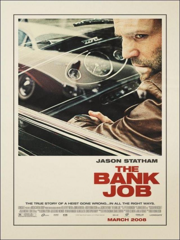 The great blow (The Bank Job) (2008)