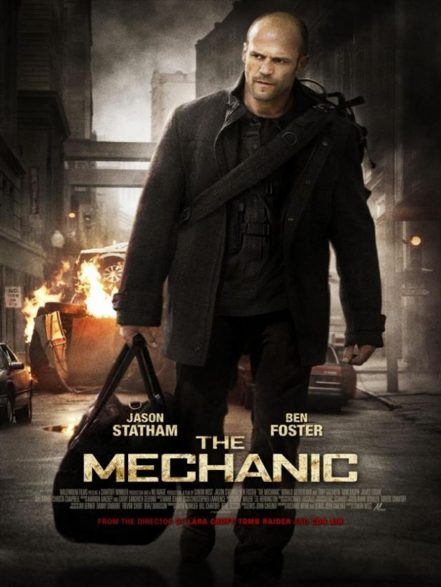 The mechanic (2011)