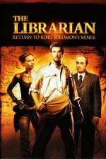 El bibliotecario: El mapa del rey Salomón