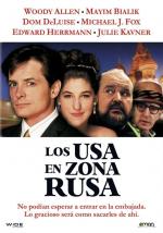 Los USA en zona rusa