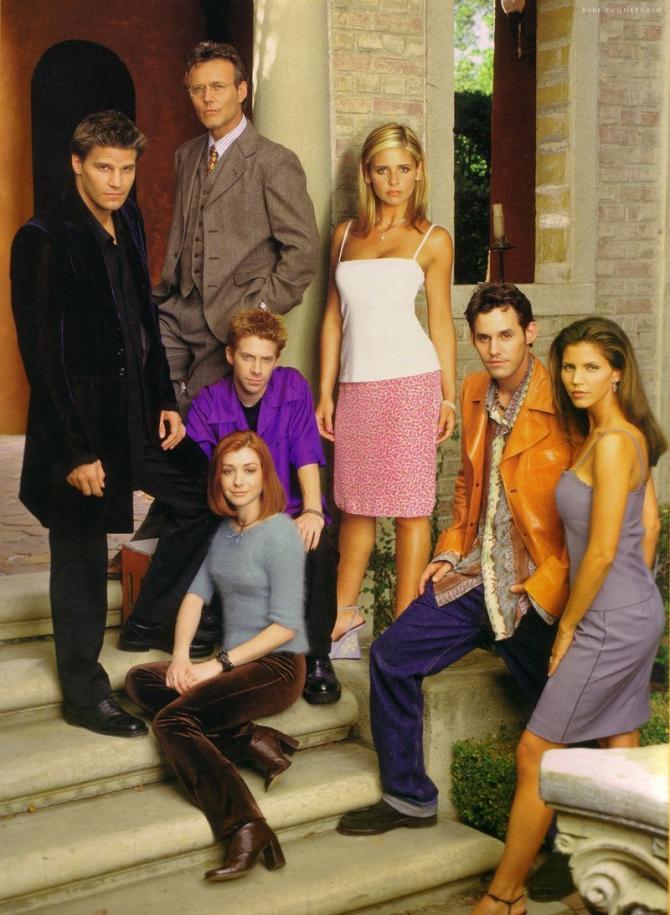 Buffy, die Vampirschlächterin