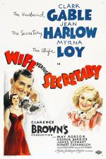 Sa femme et sa secrétaire