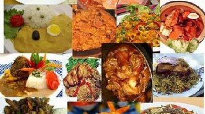 The best typical dishes of Peru
