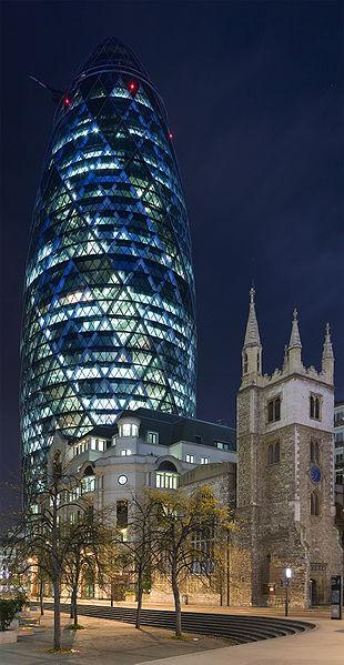 30 Святой Марии Топор (Лондон)