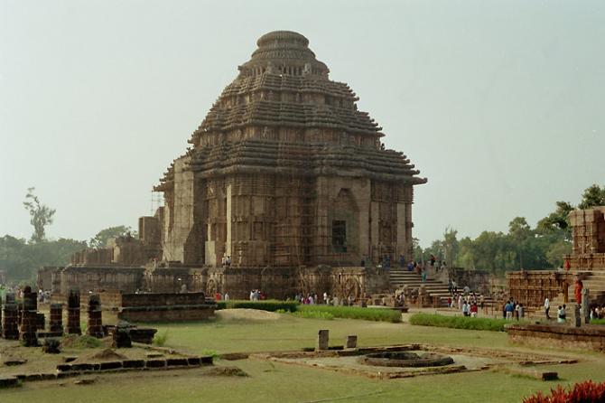 Храм Сурия (Индия)
