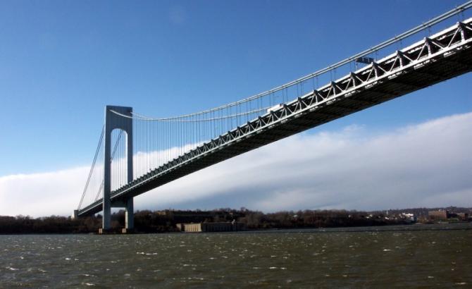 Верразано-Узкий Мост (Нью-Йорк)