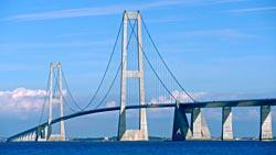 Большой пояс Восточный мост (Дания)