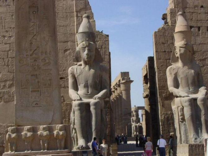 Луксорский храм (Египет)