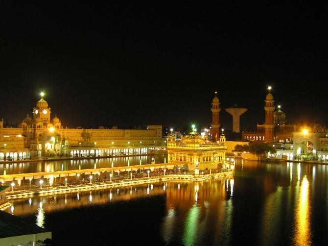 Золотой Храм (Индия)