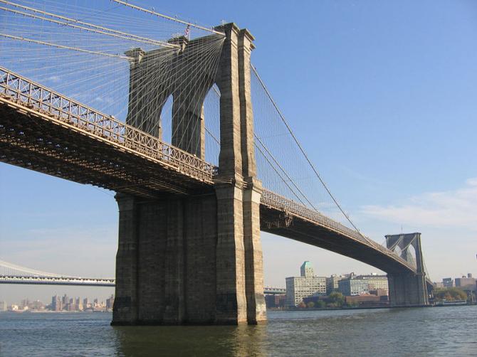 Бруклинский мост (Нью-Йорк)