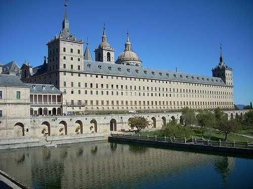 Королевский монастырь Сан-Лоренцо-дель-Эскориал (Испания)