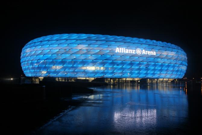 Стадион Альянц Арена (Германия)