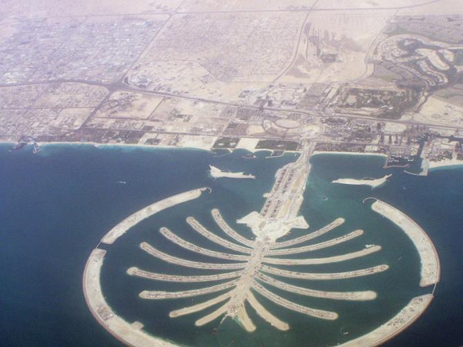 Пальмовые острова (Объединенные Арабские Эмираты)