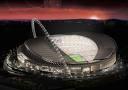 Стадион Уэмбли (Англия)