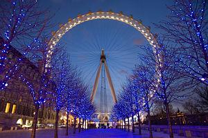 Лондонский Глаз (Лондон)
