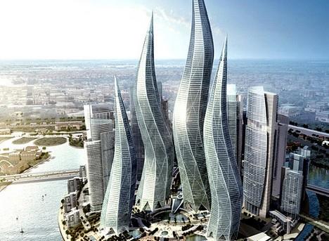 Петро-фортуны в Дубае (Объединенные Арабские Эмираты)